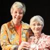 2018 Tess Hill Award Presentation to Kathie Cahill