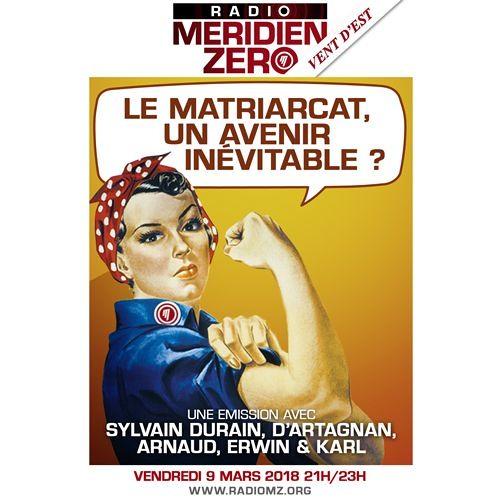 """Emission n°335 : """"Le matriarcat, un avenir inévitable ?"""""""