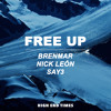Brenmar, Nick León, Say3 - Free Up