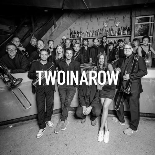TWO IN A ROW Podcast #32: Jazzrausch Bigband