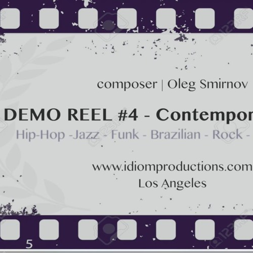 DEMO REEL #4 | Contemporary Styles