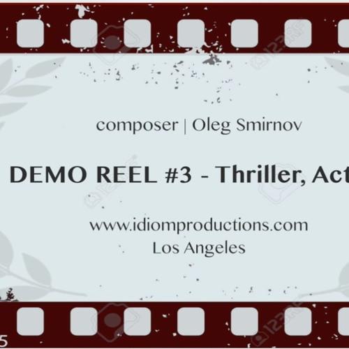 DEMO REEL #3 | Thriller, Action