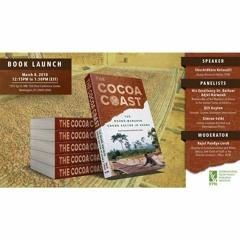 IFPRI Policy Seminar: The cocoa coast: The board-managed cocoa sector in Ghana – 3/8/2018