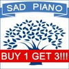 Sentimental Piano (Buy 1 get 3!!!)| Royalty Free Music | Sad Piano | Drama | Melancholic