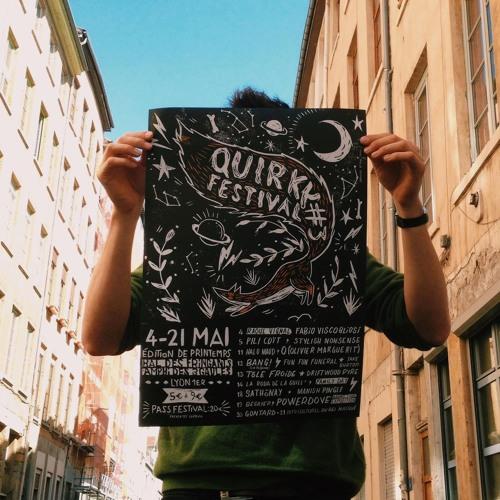 Live at Le Bal des Fringants (Lyon-Quirky Festival) (5/5/17)