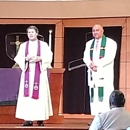 Gresham UMC & United Samoan Community Church Joint Service