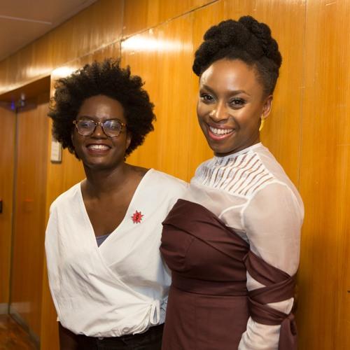 Chimamanda Ngozi Adichie and Reni Eddo-Lodge in Conversation