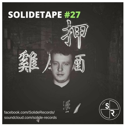 SolideTape#27 by Kérien