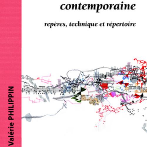 """""""La Voix soliste contemporaine"""" par Valérie Philippin"""