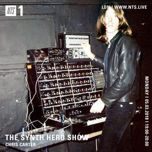 Chris Carter: Synth Hero Mix