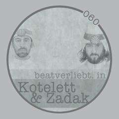 beatverliebt. in Kotelett & Zadak | 060