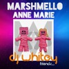 Marshmello  Anne Marie - Friends