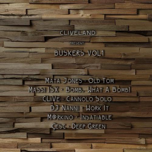 """CL006 - Buskers Vol.1 - Massi ISX """"Bomb, What A Bomb!""""(Original Mix)"""