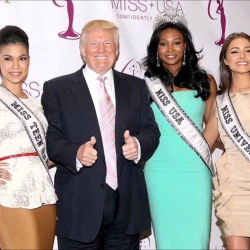 Trump Allegedly Rejected Miss Universe Contestants That Were 'Too Dark' Or 'Too Ethnic'