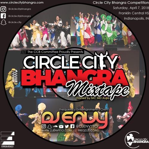 THE OFFICIAL CIRCLE CITY BHANGRA MIXTAPE - DJ ENVY FEAT  MC MD AUJLA