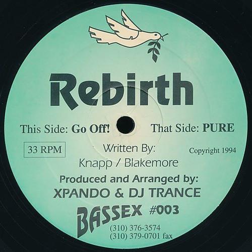 Rebirth - PURE (Bassex 003) FREE DOWNLOAD
