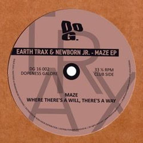 PREMIERE : Earth Trax & Newborn Jr. - Maze (Dopeness Galore)
