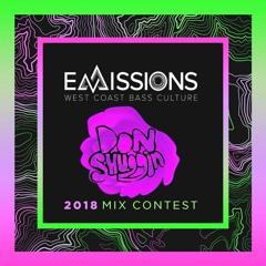 donshuggin ✪ Emissions Festival 2018