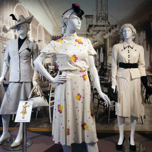 46. Fashion Under Fascism: Part III
