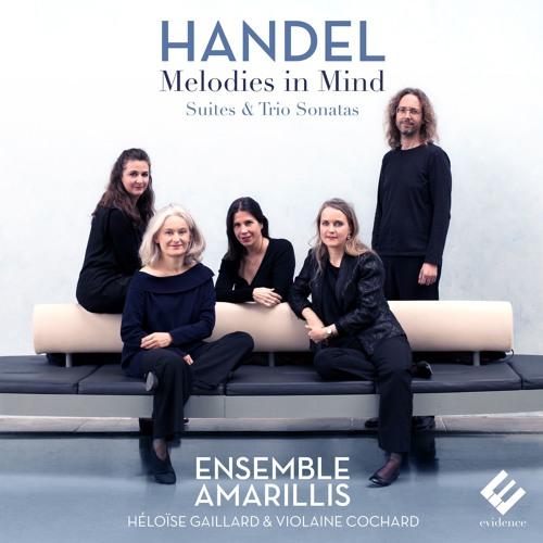 Handel: Sonate pour flûte HWV.358 (III. Allegro) | Ensemble Amarillis