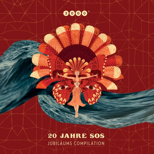 Out on 30/03/18 - 20 JAHRE SOS - JUBILÄUMS COMPILATION - 3000Grad CD014 - snippet