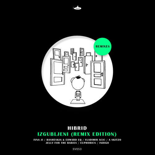 PREMIERE: Hibrid - Sanjam (Jelly For The Babies Low Flow Mix) [Submarine Vibes]