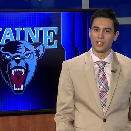 Jon Alba: UMaine Black Bears Hoops; MLB; WWE & More