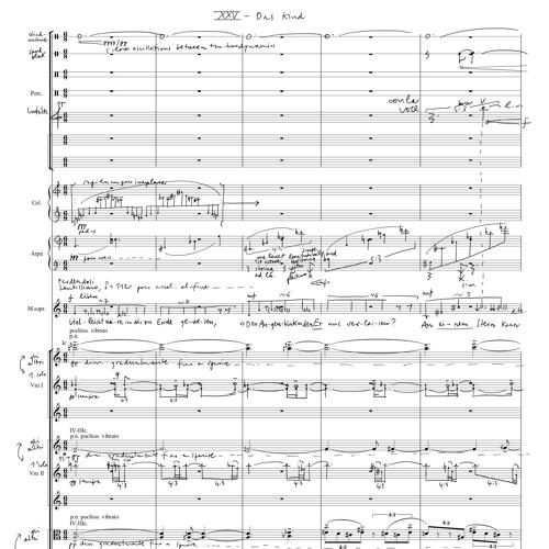 In die Luft geschrieben - C. Hellekant, Münchener Kammerorchester, C. Schuldt - live, Munich 2018