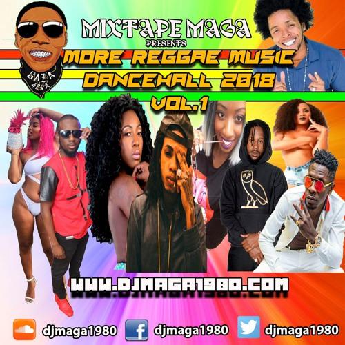 MIXTAPE MAGGA - MORE REGGAE MUSIC VOL.1 2K18