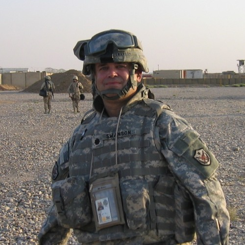 Rep. Dan Swanson on serving in the military, working the family farm & honoring veterans