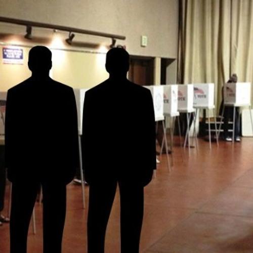 Episode 3/12/18: Men In Black: Voter Suppression