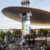 LED Video Lights Up Las Vegas Fashion Show Mall - Pt 2