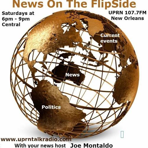 News On The FlipSide w/ Joe Montaldo Tonight local and around the world news in