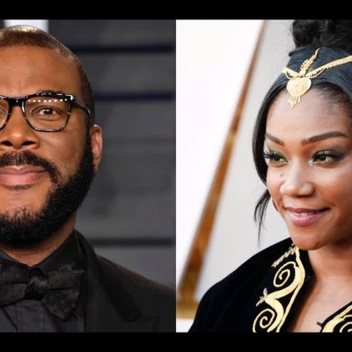 Tiffany Haddish Recieves Surprise Gift From Tyler Perry