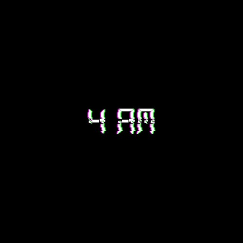 4AM (Prod by. big wave + carter )