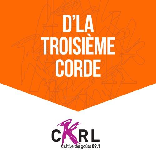 D'la Troisième Corde - Le podcast de lutte de CKRL
