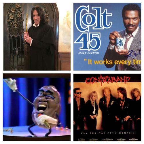 EP 117: Supergroups, Paul Stanley Lives to Hate, RATT Raisins, Colt 45