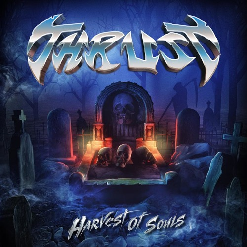 THRUST - Sorceress (PURE STEEL RECORDS)