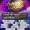 #SoundsOfLDN Bashment Mix By @DeejaySwingz
