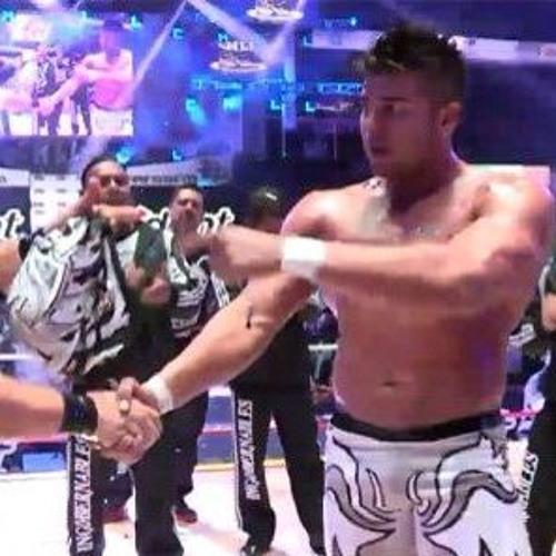 Match of the Week Episode 6 - La Sombra vs Atlantis (CMLL 9-18-15)