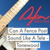 Fence Post Telecaster , Soldering, and MORE