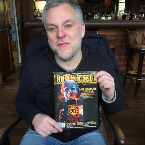 Podcast - Interview Pascal Laugier - GHOSTLAND - Mars 2018