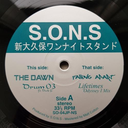 S.O.N.S - The Dawn [SO-04JP-NS]
