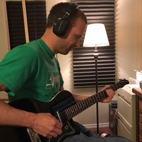 Jeff Janzen guitar break
