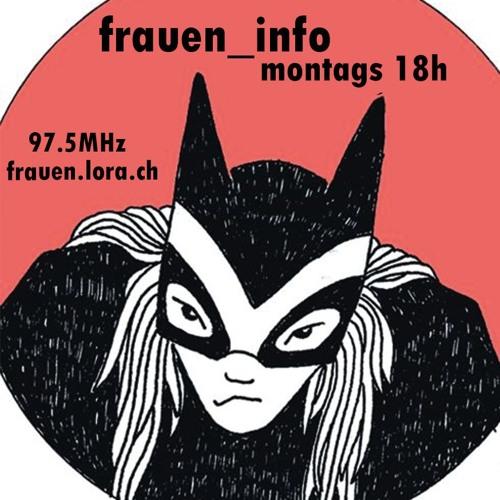 12.03.2018 - frauen_info - Demo zum 8. März & Efrindemo in Zürich