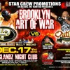 LP vs Outlaw 12-10 NYC (Brooklyn Art Of War)
