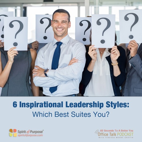 Choose The Leadership Style That's Right For You