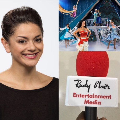 Chat w Tosha Hanford on Disney On Ice presents Dare to Dream