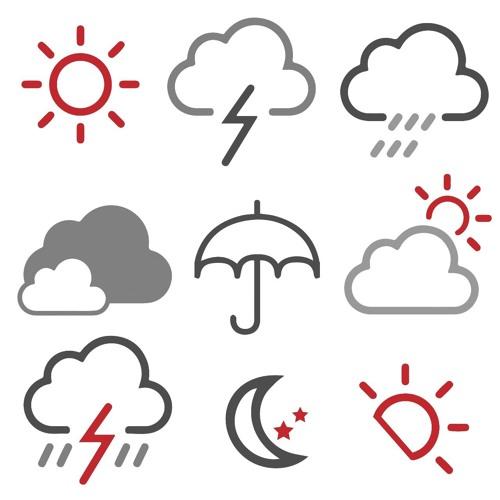 Previsão do tempo para quarta-feira (14)