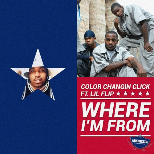 Chamillionaire, Lil Flip, Yung Ro & 50 - 50 Twin - Where Im From (Produced By Arshizzle)